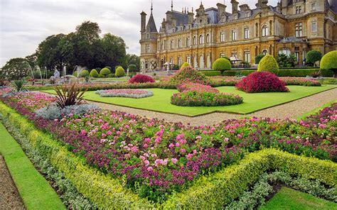 Plants For Formal Gardens - waddesdon manor gardens national trust buckinghamshire flickr