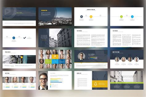 20 Outstanding Professional Powerpoint Templates Inspirationfeed Template For Powerpoint Presentation