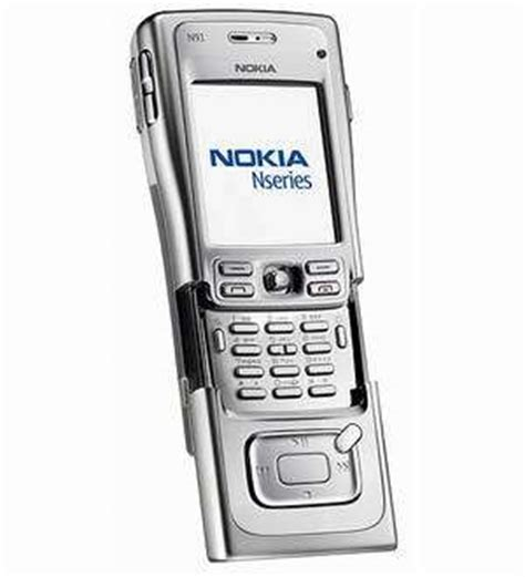 nokia n91 to carry podcasting application