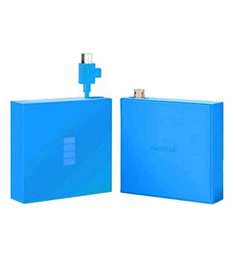 Nokia Universal Portable Usb Charger nokia universal portable usb charger dc 18 cyan available
