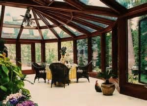 Luxury solariums