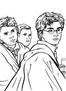 harry potter coloring harry potter coloring pages coloringpages1001