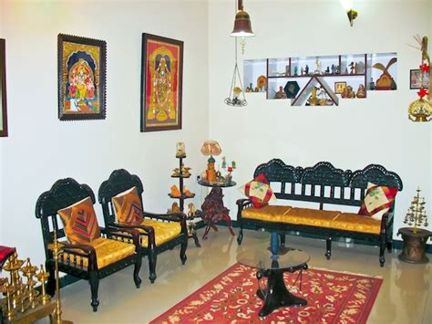 traditional indian furniture designs ethnic indian home kaveri chinnappa s coorg inspired home