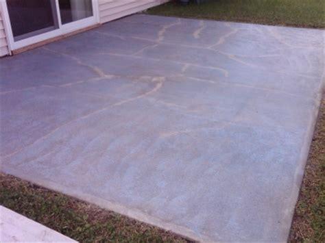 Concrete Resurfacing A Great Way To Resurface Old Concrete How To Resurface Concrete Patio