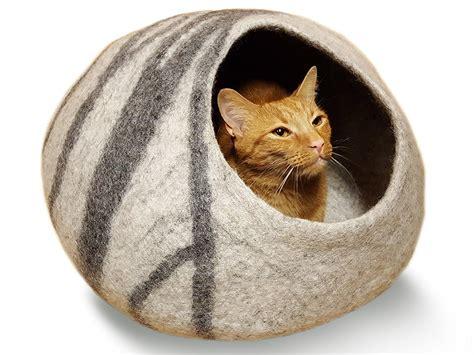 cat cave bed meowfia premium cat bed cave large cat padz