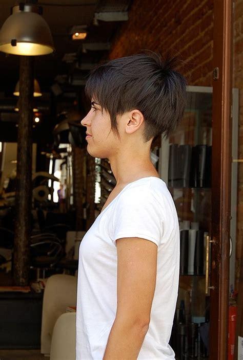 perfect haircut  summer rough cut undercut bell
