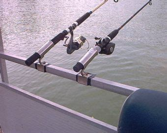 party boat fishing gear pontoon boat fishing rod holders pontoon boat ideas