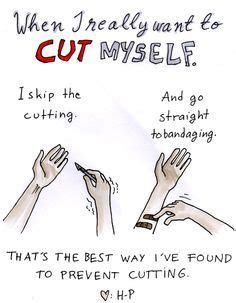 how to give yourself a haircut what to do when you want to cut yourself selfharm