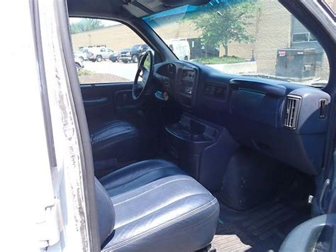 how petrol cars work 1997 chevrolet 3500 interior lighting buy used 1997 chevy 3500 gas cargo van ready to work in baltimore maryland united states