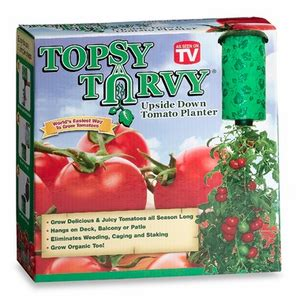 As Seen On Tv Tomato Planter by Topsy Turvy Tomato Planter As Seen On Tv