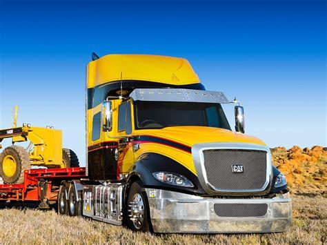 new cat ct630ls luxury sleeper trucks for sale