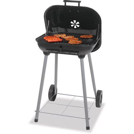 backyard grill 17 5 quot charcoal grill walmart
