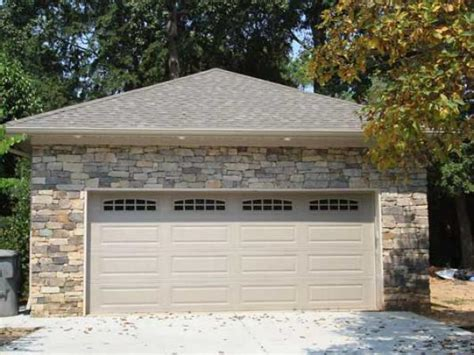 brick garages designs contractor services carolina design builders