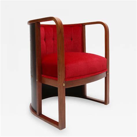 josef hoffmann chair josef hoffmann joseph hoffmann barrel chair