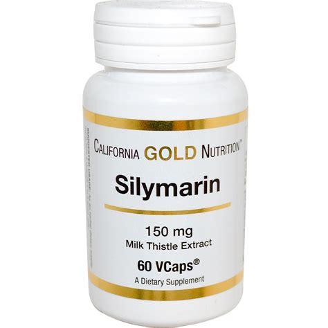 California Gold Detox by California Gold Nutrition Silymarin Milk Thistle Extract