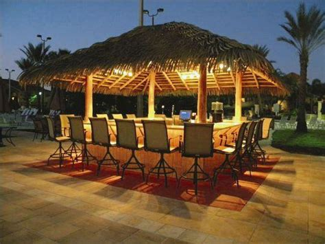Tiki Hut Material by Thatching Roofs Rolls Panels Tiki Shack Importer