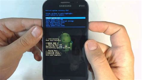 reset android samsung everything you need to know about the factory reset android