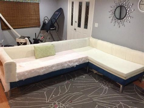 Diy Sofa Plans by White Modern Sectional Sofa Diy Projects