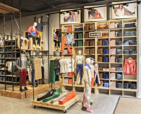 Home Interiors Design Plaza levis store by mbh architects new york 05 187 retail design blog