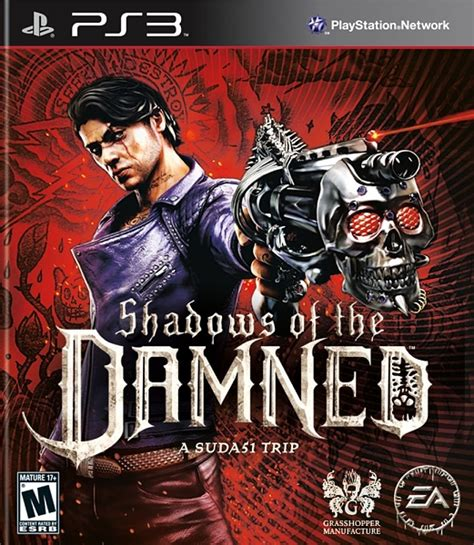 Bd Ps3 Shadows Of The Damned shadows of the damned box revealed rely on horror