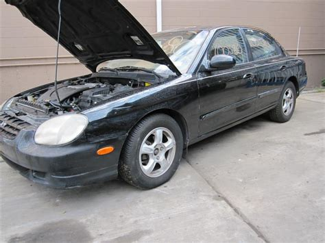 how do cars engines work 1999 hyundai sonata engine control parting out a 1999 hyundai sonata stock 100580 tom s foreign auto parts quality used