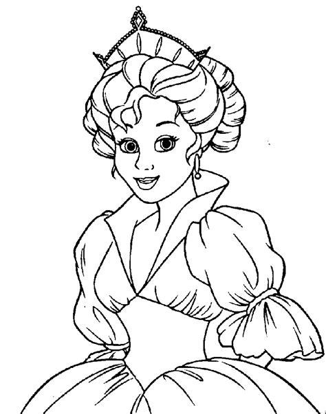 dibujos de princesas para colorear corona de princesa dibujos de princesas para colorear y pintar