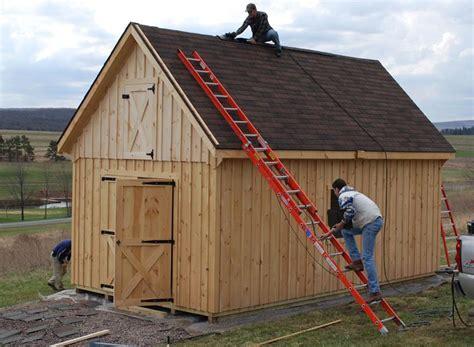 20 x 12 shed 16 x 16 gambrel shed plans no1pdfplans
