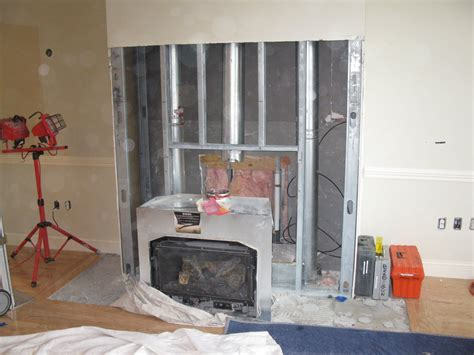 Remove Fireplace Insert by Gas Fireplace Retrofit A Concord Carpenter