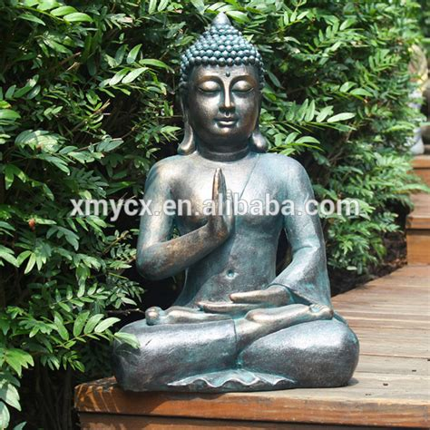 resin large buddha garden statue for sale buy large