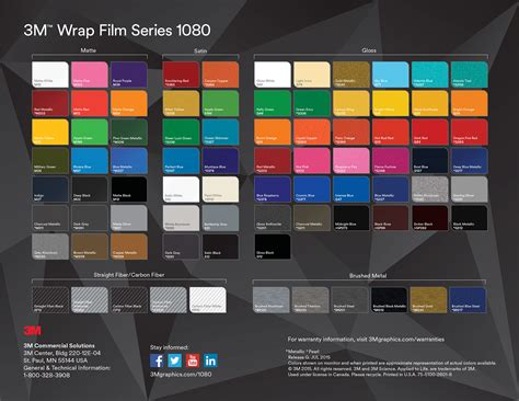 vinyl wrap colors 3m vinyl wrap color chart avery car wrap in miami colors