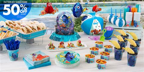 unique finding nemo decorations 14 summer finding dory supplies city