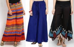 11 different types of bottom wear to wear with kurtis