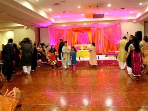 THE BEST WEDDING DANCE EVER! (1 OF 3) FARIHA & MALIK'S
