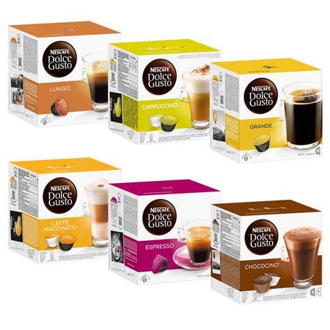 Nescafe Dolce Gusto Capsule Grande Intenso Murah nescaf 233 dolce gusto grande intenso 16 c 225 psulas pccomponentes