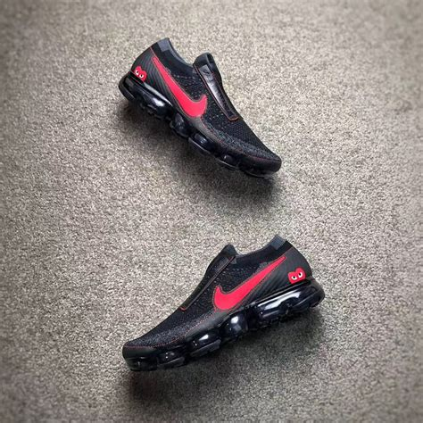 Cdg X Nike Vapormax Flyknit All Blacl all products eran me