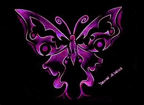 25 b 228 sta tribal butterfly tattoo id 233 erna p 229 pinterest