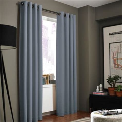 kenneth cole curtains kenneth cole reaction home gotham texture lined grommet