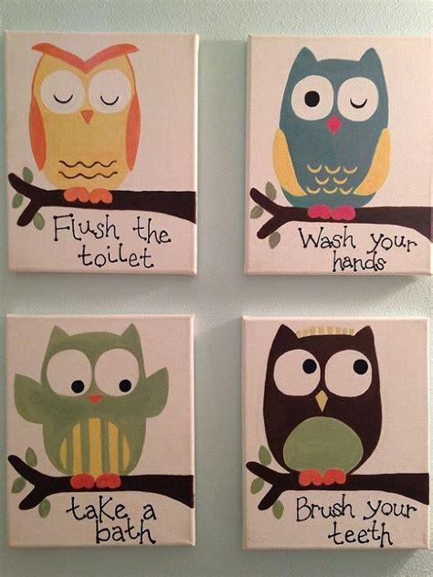 Owl Bathroom Decals Best 25 Bathroom Ideas On Kid
