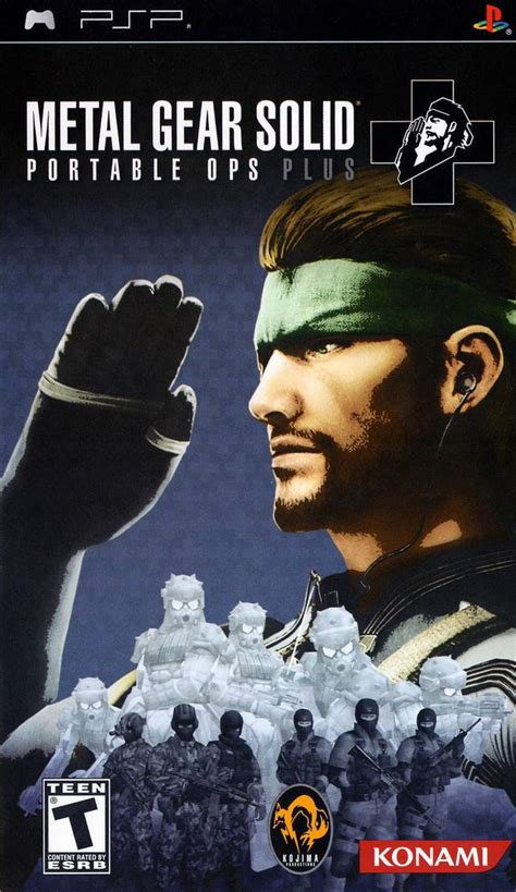 theme solid psp metal gear solid portable ops plus psp iso download