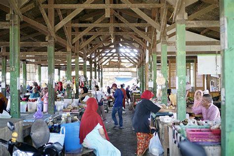 sejumput cerita  pasar sore karangrandu jepara