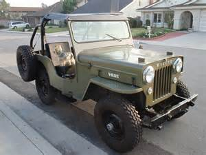 Willys Jeep Parts For Sale 1953 Jeep Cj Photos Informations Articles Bestcarmag