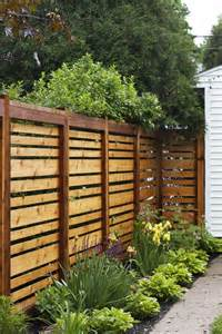Privacy Fences For Backyards Exterior Lawn Amp Garden Nice Looking Privacy Fence Ideas