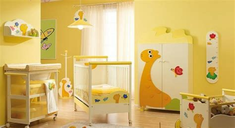 yellow baby bedroom baby room design what power the beautiful baby rooms from fresh design pedia