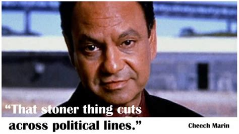 Cheech And Chong Meme - cheech marin stoners cross political parties weed quote