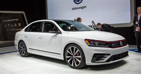 2018 Vw Passat Usa by Volkswagen Passat Gt 2018 To Show Its Greatness At The