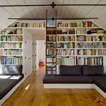 20 creative attic library for function room home design attic bedroom library