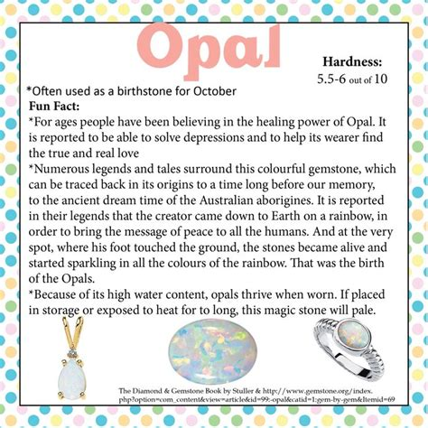 october birthstone information lore october 16 best images about facts on legends