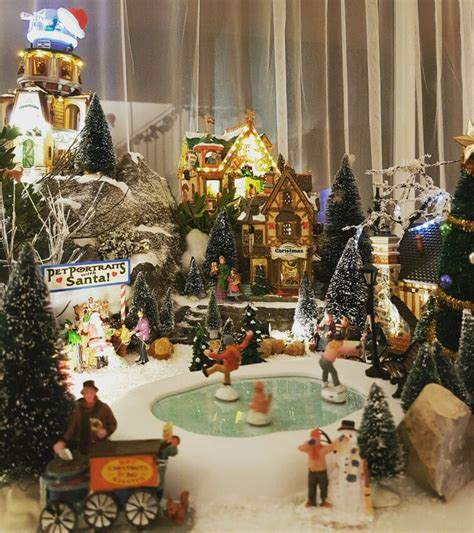 lemax christmas villages 41 best lemax pins images on villages display