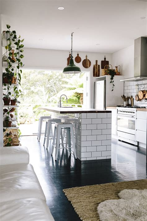 bohemian kitchen design beautiful bohemian house with textures home