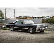 This Black Impala Is An Automotive Star On The Supernatural TV